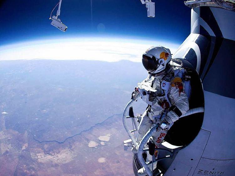 Felix Baumgartner The tech behind Felix Baumgartner39s stratospheric skydive