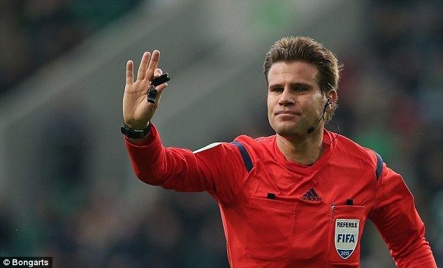 Felix Brych England and Wales need to watch out for referee Dr Felix Brych