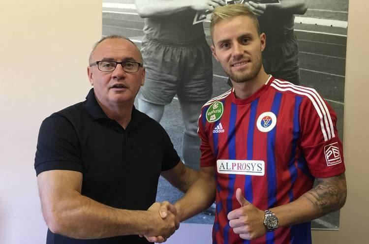 Felix Burmeister New Signing Felix Burmeister VASAS FC