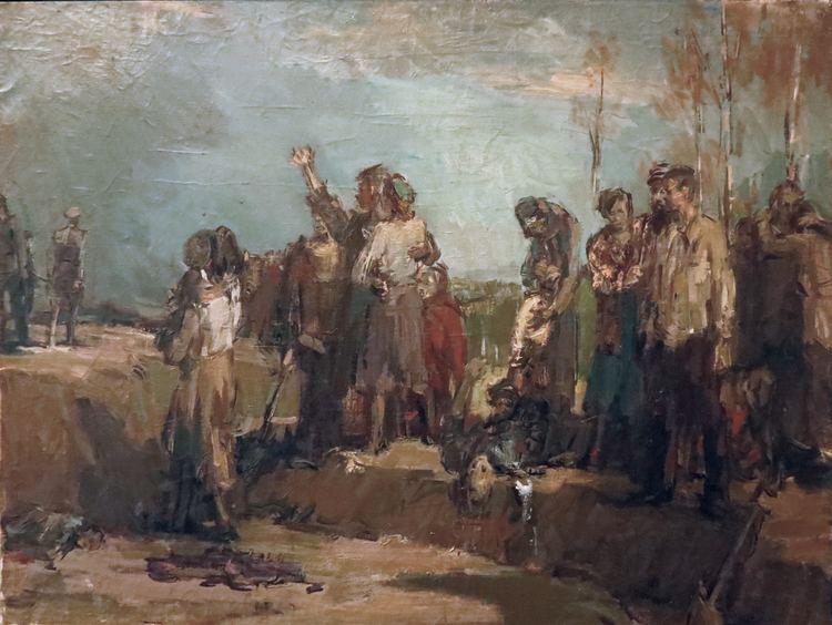 Felix Lembersky Jewish Museum hosts provocative artwork of Soviet Union