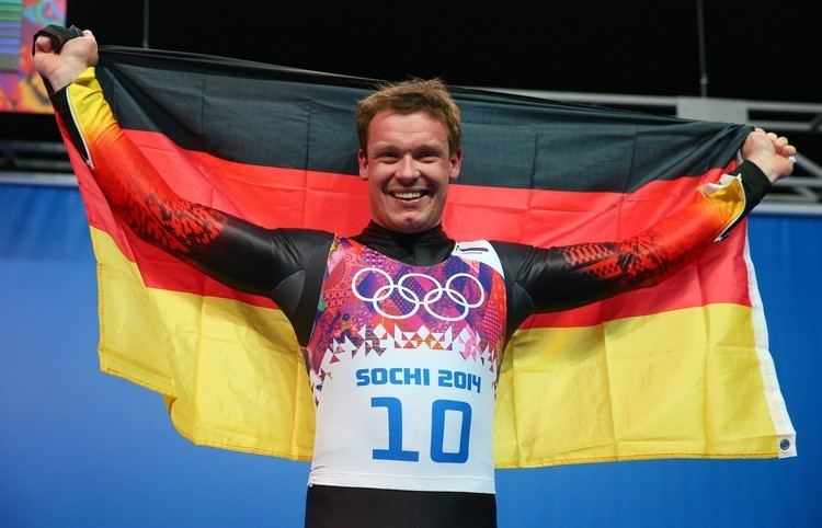 Felix Loch Winner of gold medals German luger Felix Loch wallpapers