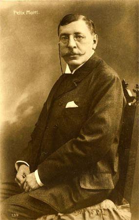 Felix Mottl The Hector Berlioz Website Champions Felix Mottl