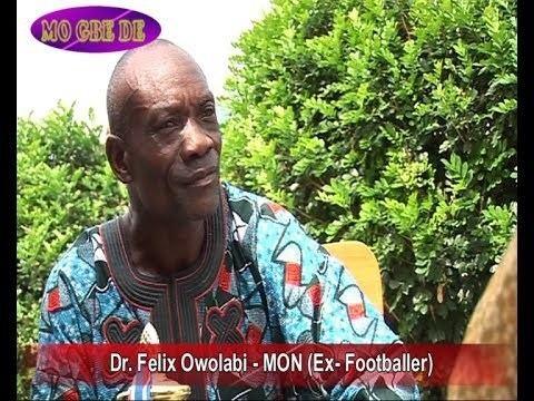 Felix Owolabi Dr Felix Owolabi OWO BLOW Ex Green Eagles YouTube