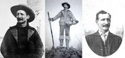 Felix Pedro Felice Pedroni il modenese che scopr loro in Alaska Casa della