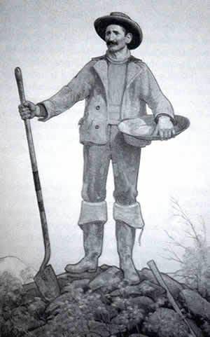 Felix Pedro Felice Pedroni un emigrante italiano nella corsa alloro in Alaska