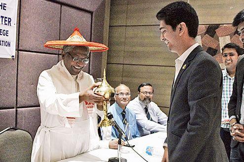 Felix Raj Xaverians open a new alumni chapter