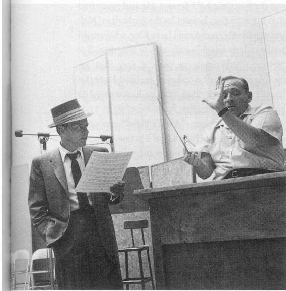 Felix Slatkin Felix Slatkin and Frank Sinatra