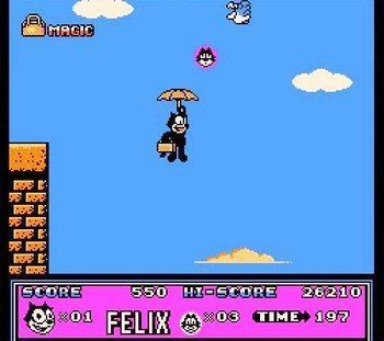 Felix the Cat (video game) Felix the Cat Video Game TV Tropes