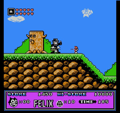 Felix the Cat (video game) Felix the Cat Game Download GameFabrique