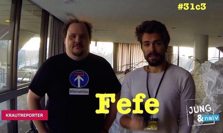 Felix von Leitner Fefe 31c3 Jung Naiv Folge 219 YouTube