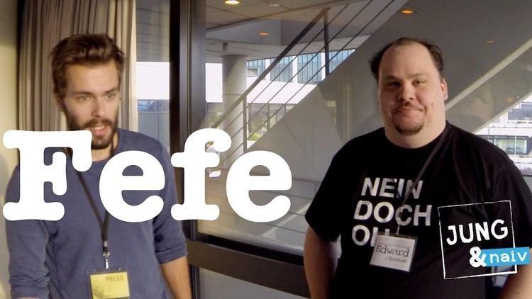 Felix von Leitner Fefe Jung Naiv Folge 104 YouTube