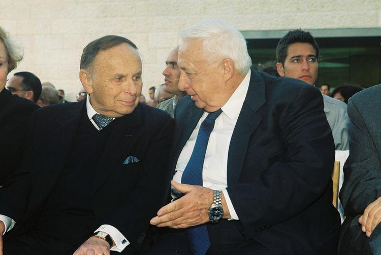 Felix Zandman Dr Felix Zandman Yad Vashem