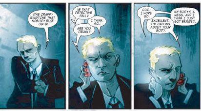 Fell (comics) Warren Ellis39 graphic novel FELL 1 online for free Boing Boing