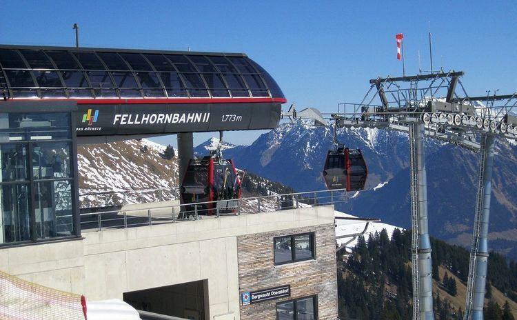 Fellhorn Lift