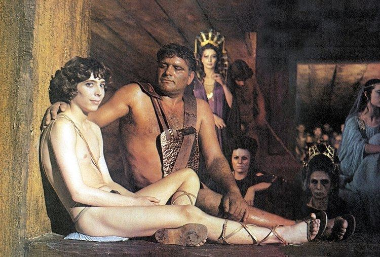 Fellini Satyricon Looking Back at Fellinis Satyricon a Science Fiction of the Past