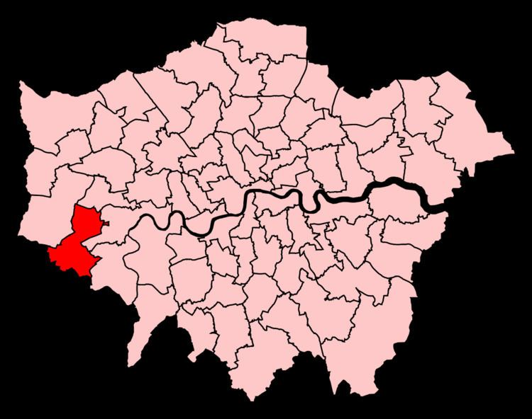 Feltham and Heston (UK Parliament constituency)