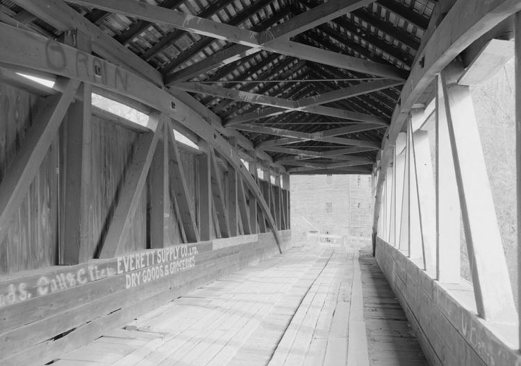 Feltons Mill Covered Bridge
