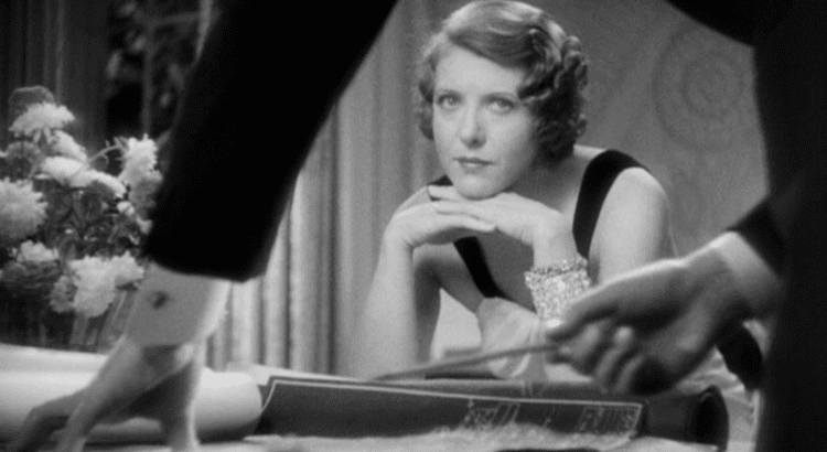 Female (1933 film) Female 1933 Review with Ruth Chatterton and George Brent Pre