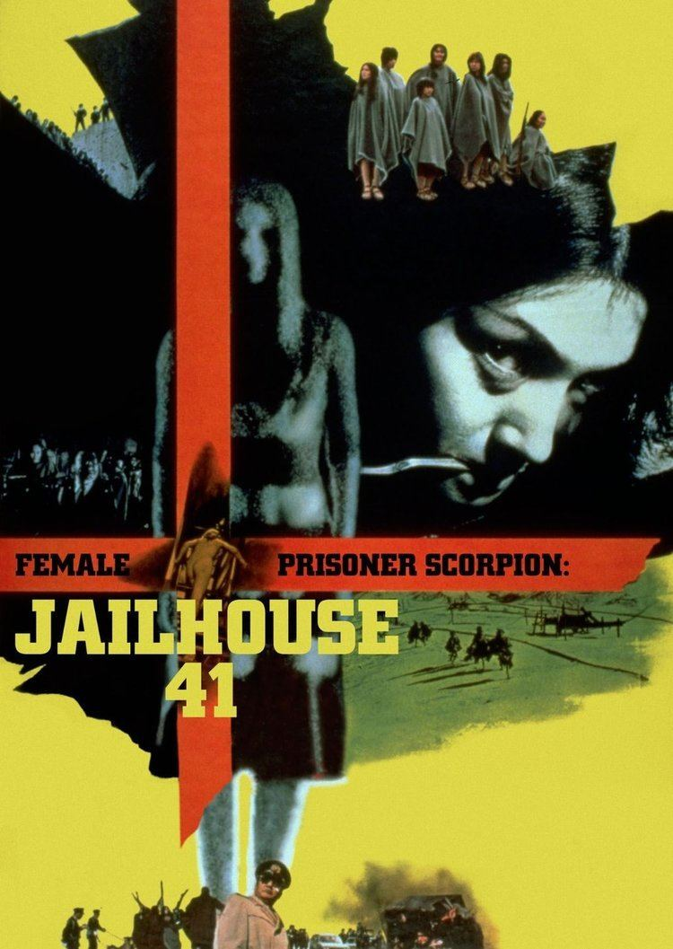 Female Convict Scorpion: Jailhouse 41 Female Prisoner Scorpion Jailhouse 41 Ink 19
