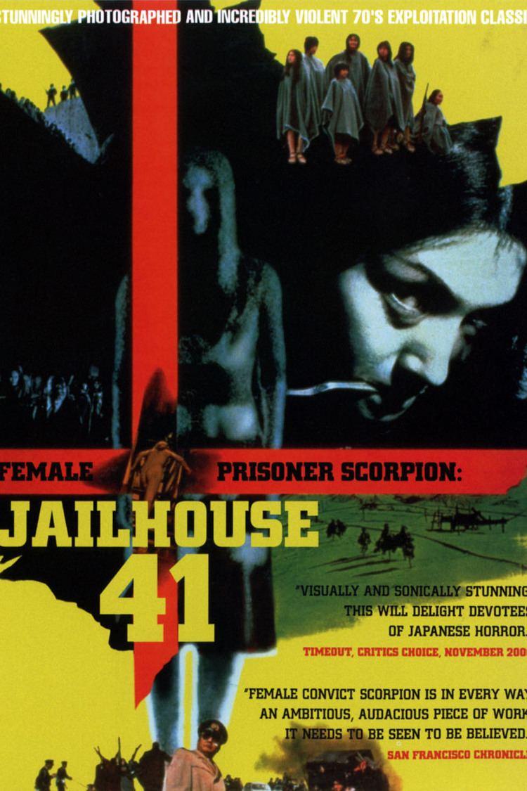 Female Convict Scorpion: Jailhouse 41 wwwgstaticcomtvthumbdvdboxart69873p69873d