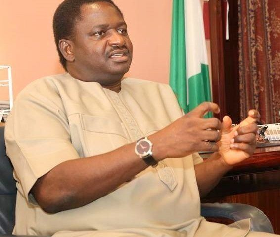 Femi Adesina Femi Adesina Ive been to London to see the King Daily Post Nigeria