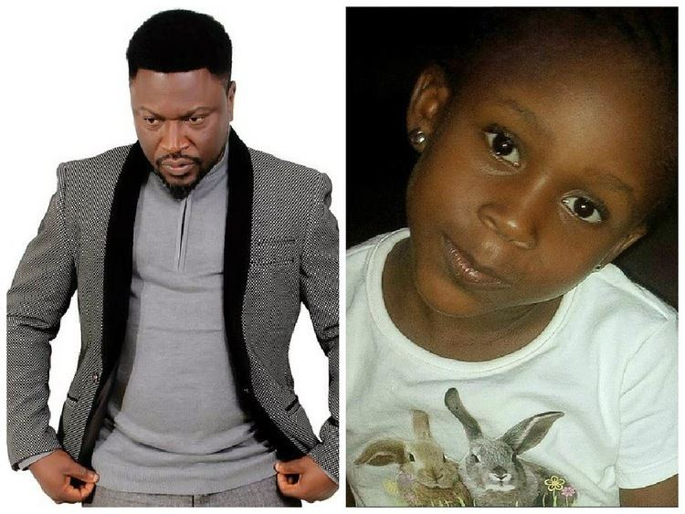 Femi Branch Nollywood Actor Femi Branch Marks Daughter39s 7th Birthday