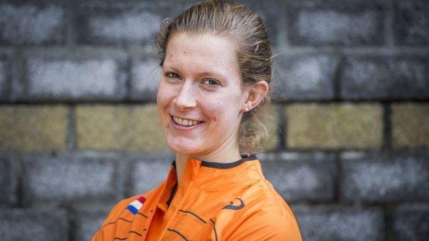 Femke Pluim Pluim scherpt Nederlands record aan RTL Nieuws