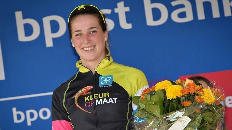 Femke Van den Driessche Femke Van den Driessche banned for six years for mechanical doping
