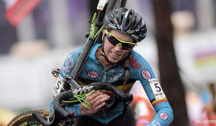 Femke Van den Driessche Opinion Why Van den Driessche39s decision to walk away from cycling
