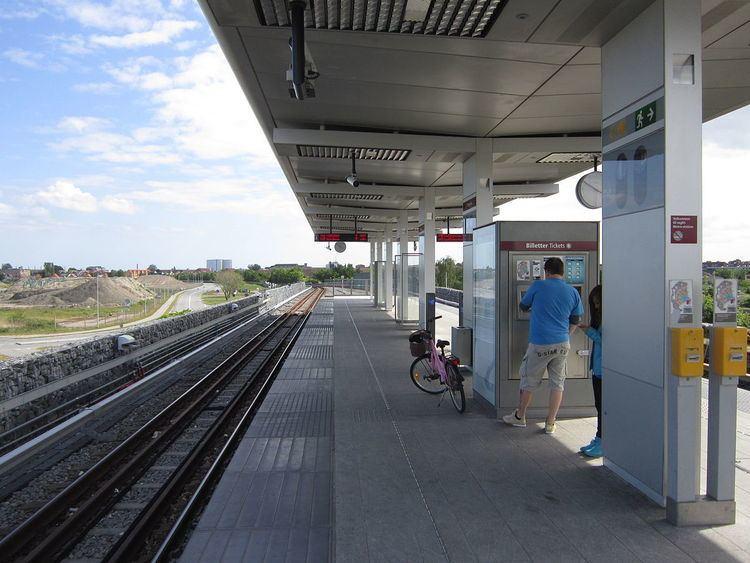 Femøren Station