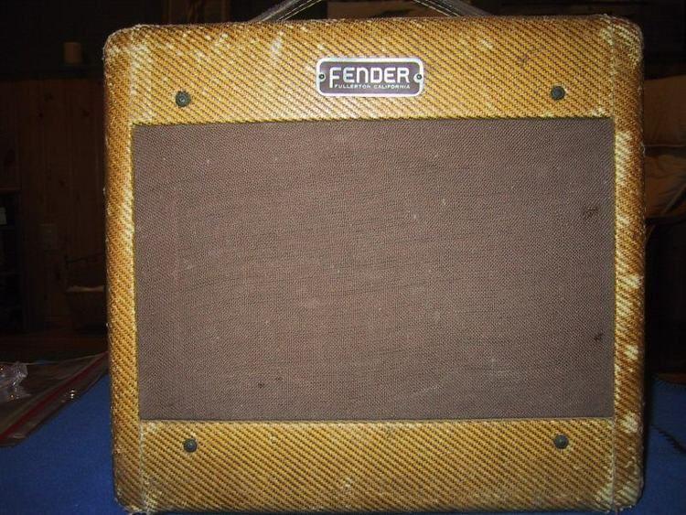 Fender tweed