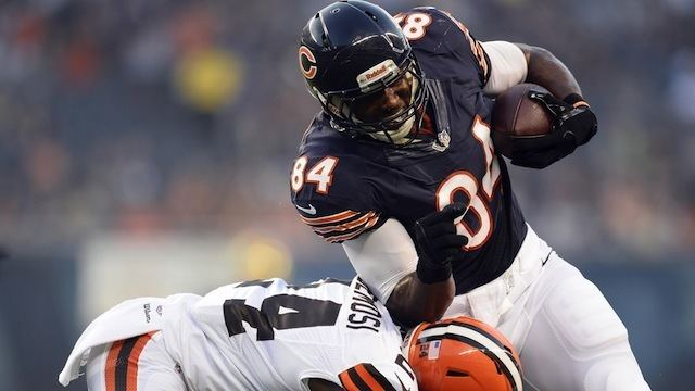 Fendi Onobun Chicago Bears Roster Cuts Excellent Decision to Sign