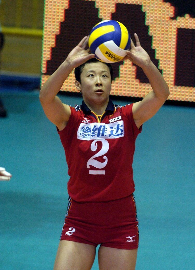 Feng Kun Feng Kun amp Yoshie Takeshita Best Volleyball Setters of All