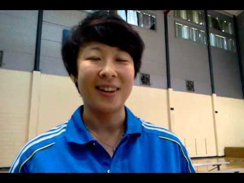 Feng Kun INTERVIEW WITH CHINESE VOLLEYBALL LEGEND FENG KUN YouTube