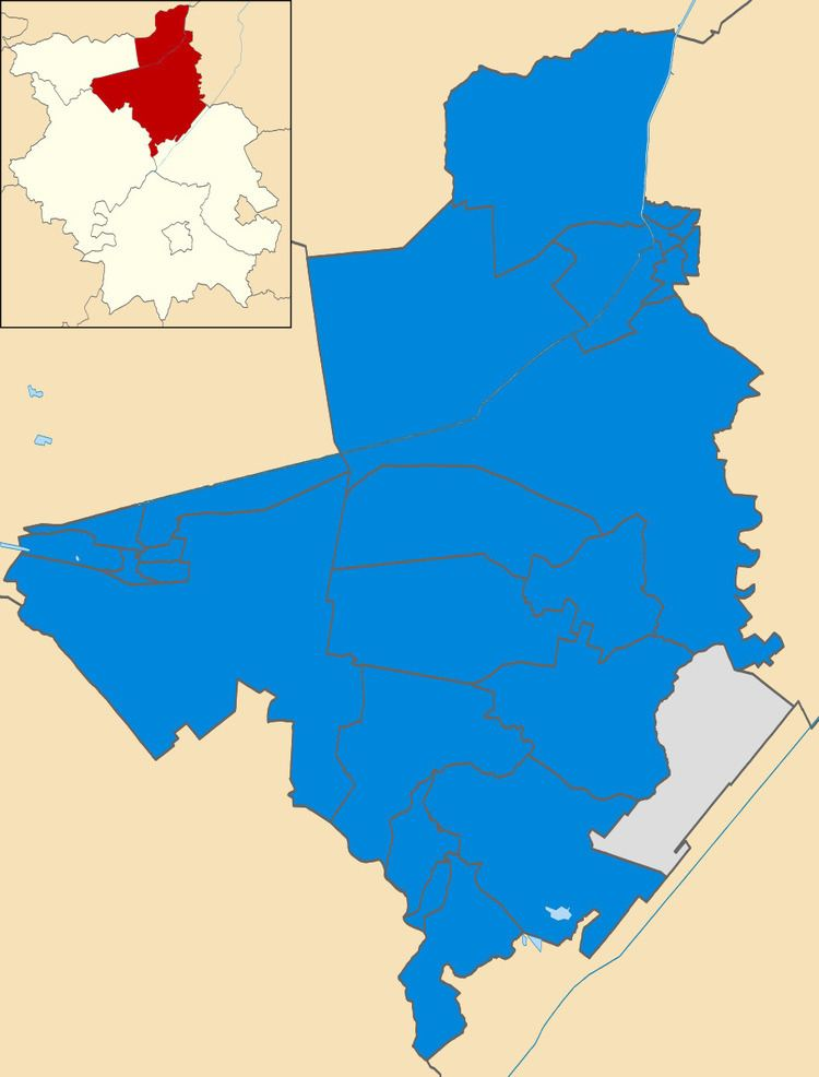 Fenland District Council election, 2007