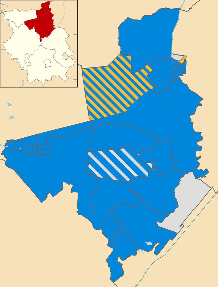 Fenland District Council election, 2011