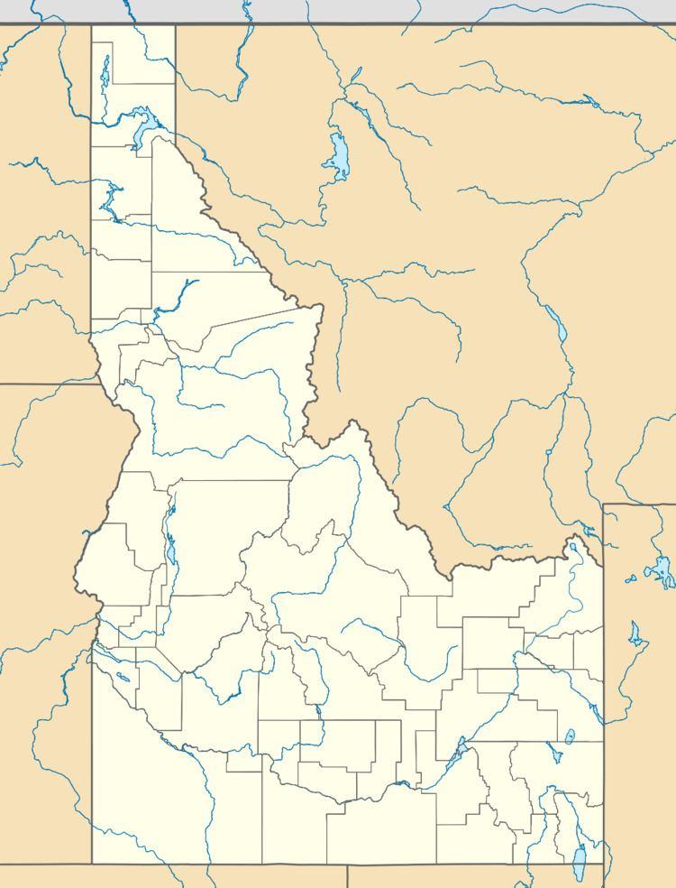 Fenn, Idaho