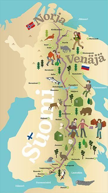Fennoscandia Green Belt of Fennoscandia gt Green Belt of Fennoscandia