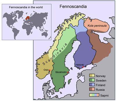 Fennoscandia Bodil Elmhagen web page
