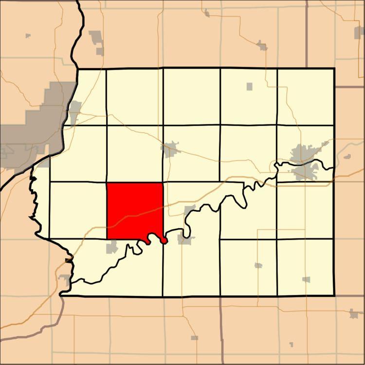 Fenton Township, Whiteside County, Illinois