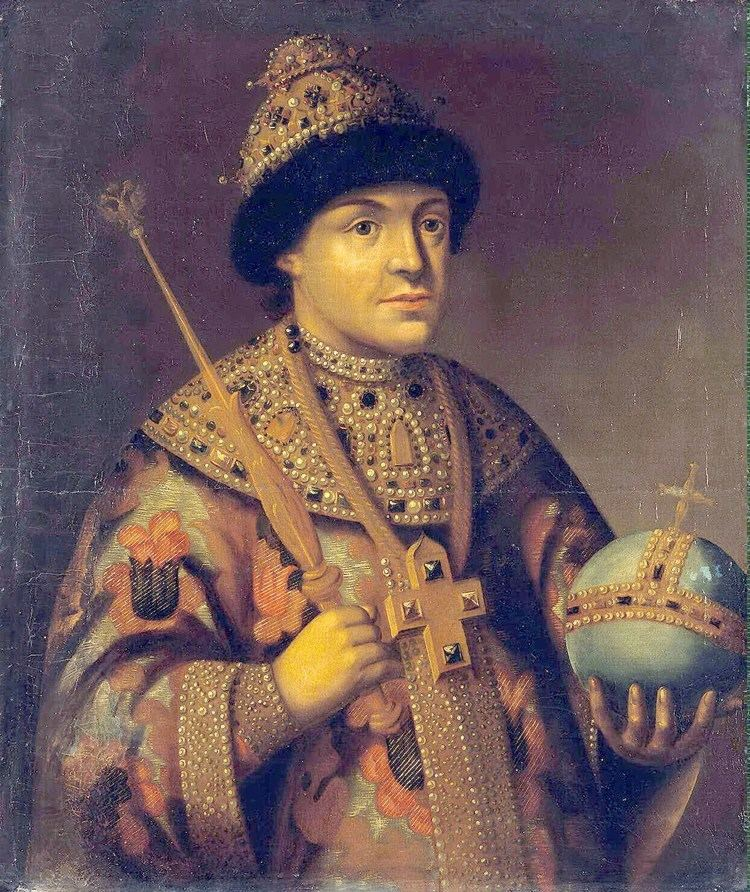 Feodor III of Russia httpsuploadwikimediaorgwikipediacommonsee