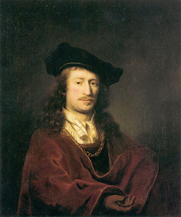 Ferdinand Bol Ferdinand Bol Self Portrait at the Age of 30