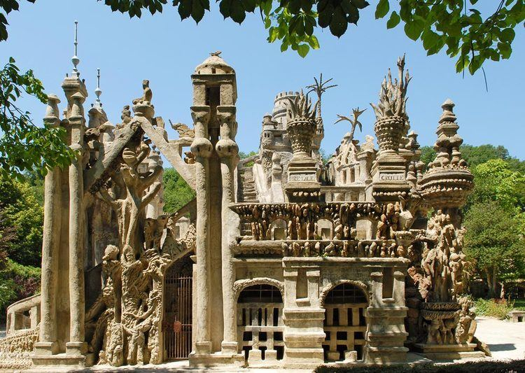 Ferdinand Cheval Postman Cheval39s Ideal Palace Postman Cheval39s Ideal Palace