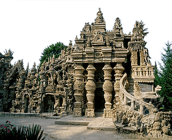 Ferdinand Cheval Ferdinand Cheval the postman amp the ideal palace
