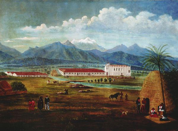 Ferdinand Deppe Ferdinand Deppe San Gabriel Mission 1832