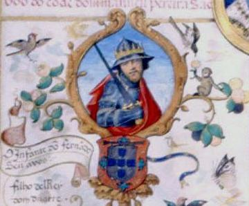 Ferdinand, Duke of Viseu