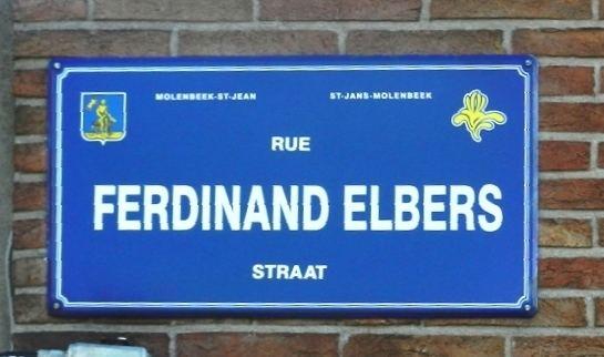 Ferdinand Elbers Rue Ferdinand Elbers