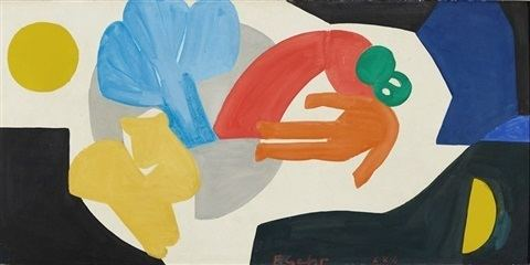 Ferdinand Gehr Erschaffung des Menschen by Ferdinand Gehr on artnet
