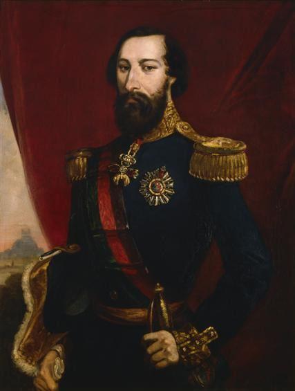 Ferdinand II of Portugal FileFernando II de Portugal Manuel Maria Bordalo Pinheiropng