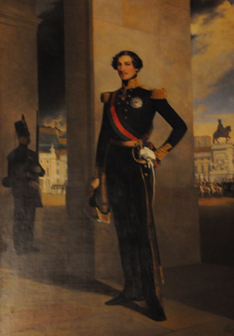 Ferdinand II of Portugal List of Portuguese monarchs Familypedia FANDOM powered by Wikia